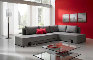 Modern Sofa and Bed Combo