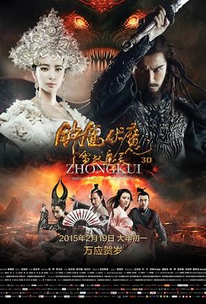 Chung Quỳ Phục Ma: Tuyết Yêu Ma Linh - Zhongkui 3D