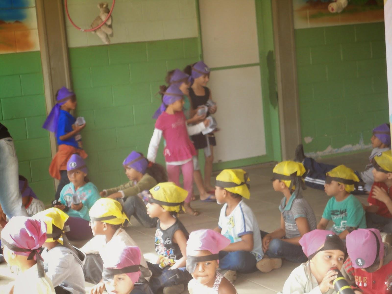 Famosos Creche CAIC Paulo Freire: Semana Mundial do Brincar - Caça ao Tesouro HH07