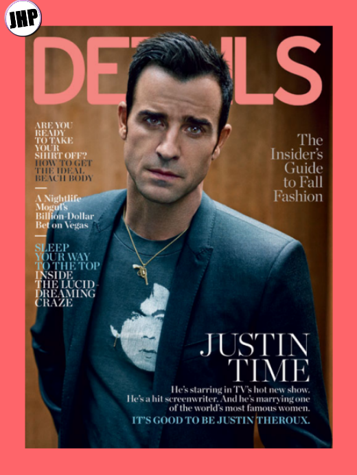 Justin Theroux hot