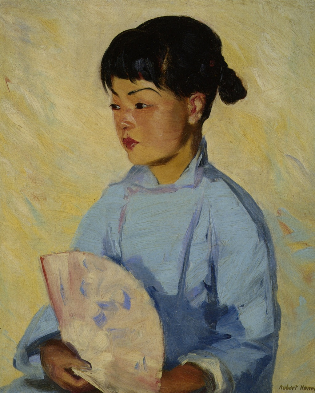a study of robert henri and the ashcan school Portrait of miss edith reynolds by robert henri  born in cincinnati, ohio,  robert henri was a skilled artist who studied at the philadelphia school of fine  arts in  a strong advocate for realism, henri became the leader of the ashcan  school,.
