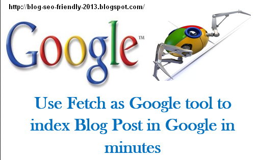Image fetch as google webmaster tools