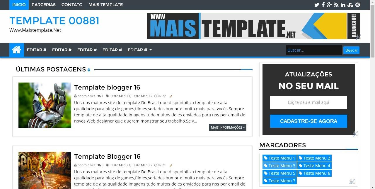 Download do template blogger lab template gratis superlinkdirect
