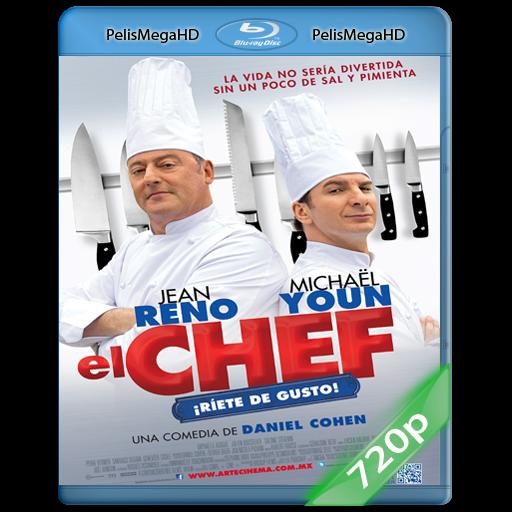EL CHEF, LA RECETA DE LA FELICIDAD (2012) 720P HD MKV ESPAÑOL LATINO