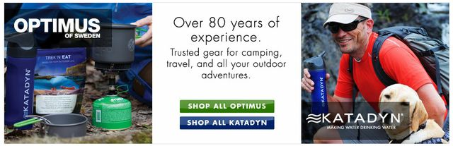Choose a Outdoor Water Filter at SportChalet.com