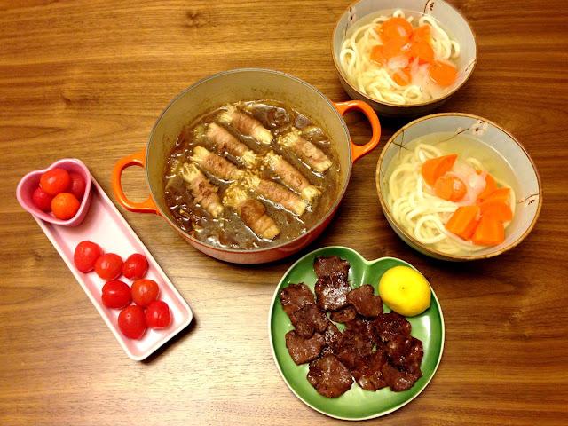 金菇牛肉卷