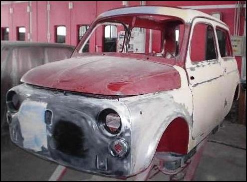 Consiglioaperto il fermo tecnico dell 39 auto incidentata for Costi carrozziere