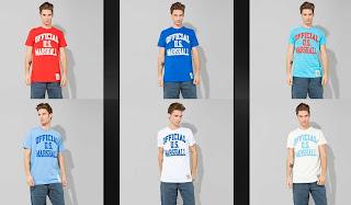camisetas americanas