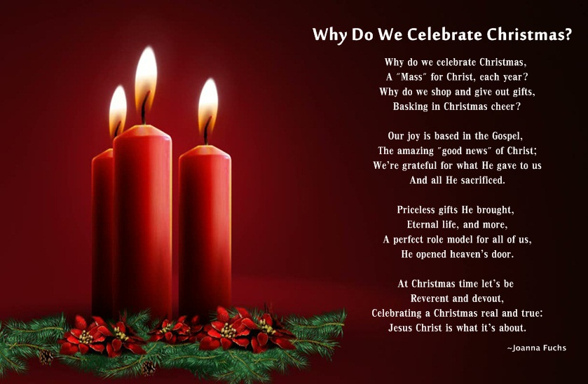Heart Warming Religious Christian Christmas Poems 2016 - Merry Christmas 2016...