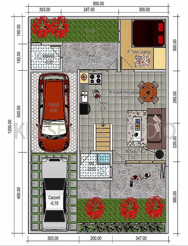 Sketsa Rumah Minimalis 1 Lantai Design Rumah Minimalis