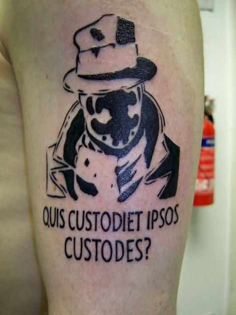 Tatuagem Watchmen