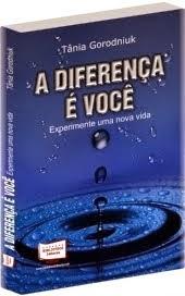 """Livro """"A Diferença é você"""""""