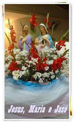 Padroeiros da Comunidade Sagrada Família