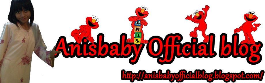 Anisbaby Official blog