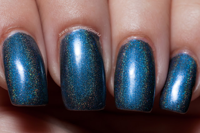 Enchanted Polish - Bruised Nutcracker