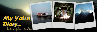 My Yatra Diary...