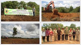 Alamat Kebun Raya Banua Kalimantan Selatan
