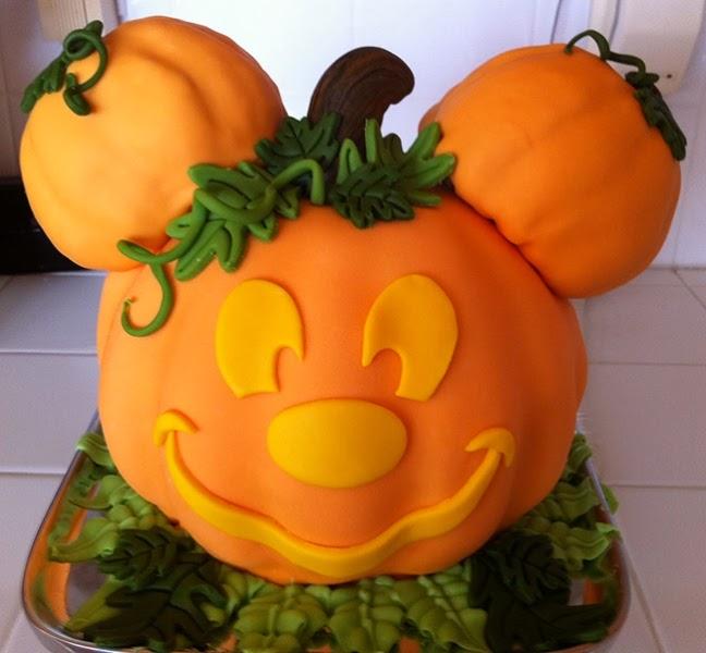 Halloween Wedding Pumpkin: Disney Halloween Wedding Cakes To Sink Your Teeth Into