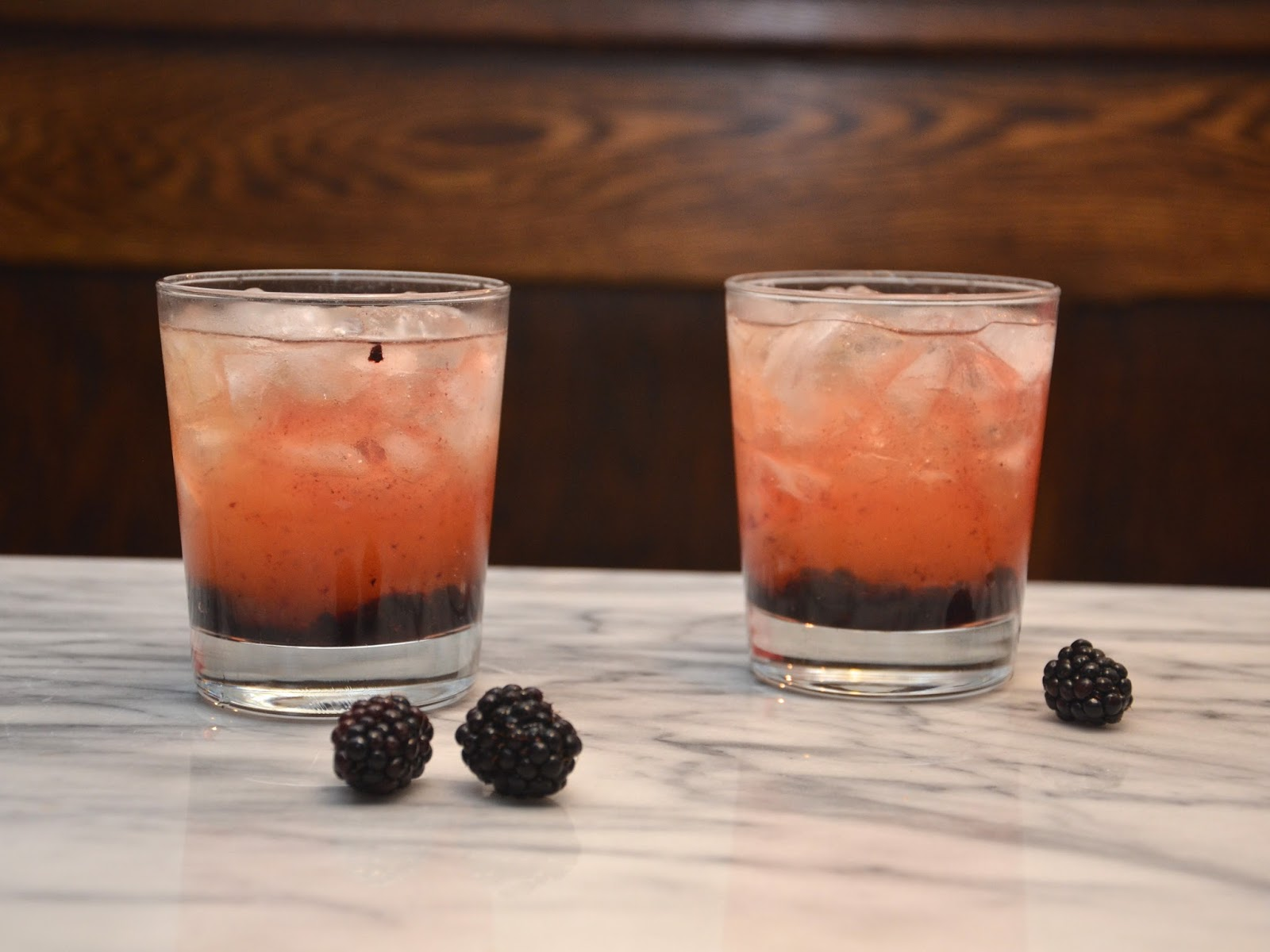 blackberry bourbon lemonade | recipe