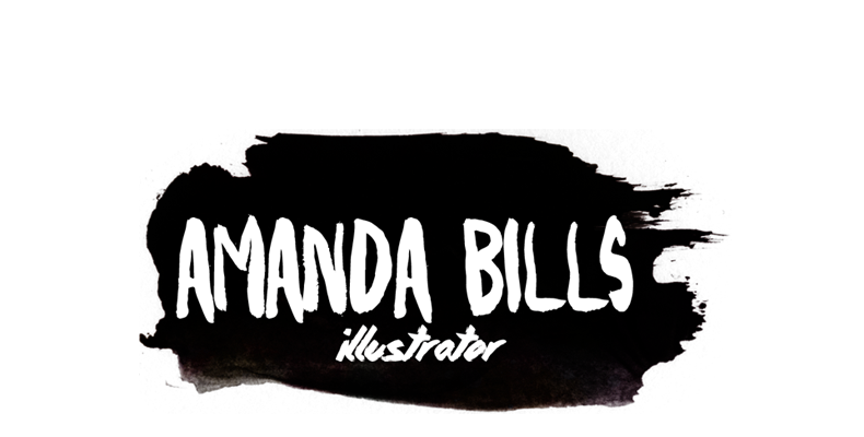 Amanda Bills | Concept & Illustration