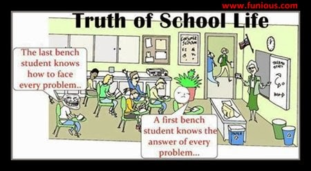 Funny Truth of School