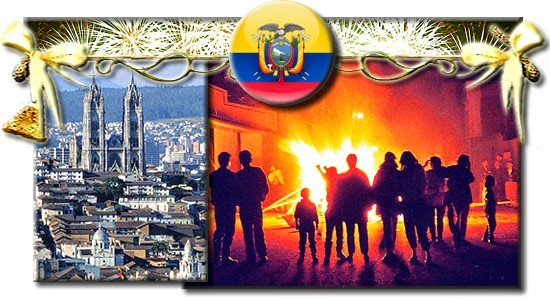 Ano Novo Equador
