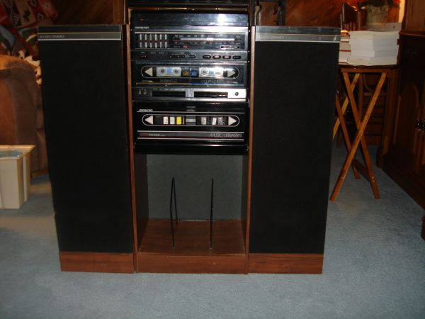 1000 images about old stereos on pinterest. Black Bedroom Furniture Sets. Home Design Ideas