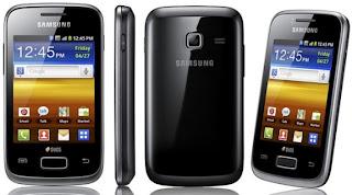 Harga Samsung Galaxy Y Duos