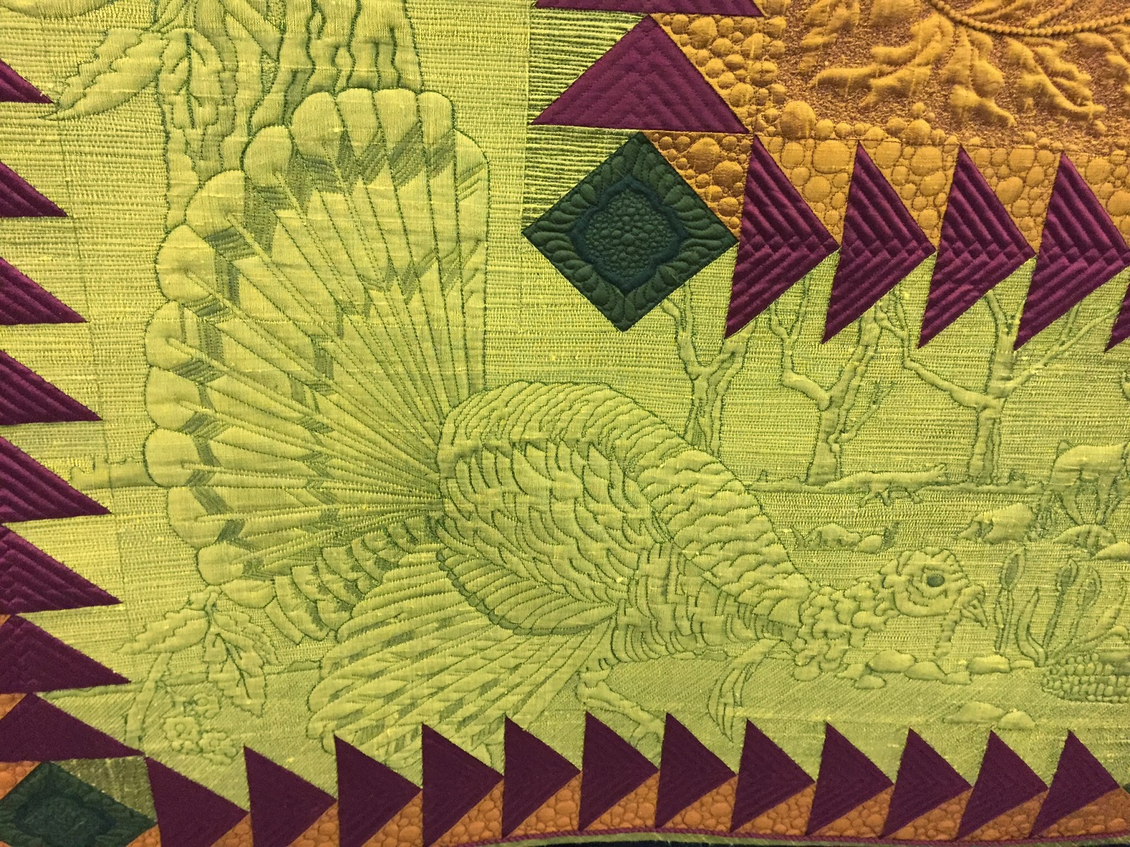 And Sew Forth: Paducah Quilt Photos