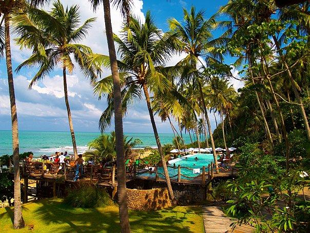 бразилия пляж natal pipa ponta pirambu Brasil