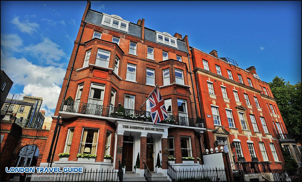 london hotel travel infos egerton house hotel. Black Bedroom Furniture Sets. Home Design Ideas