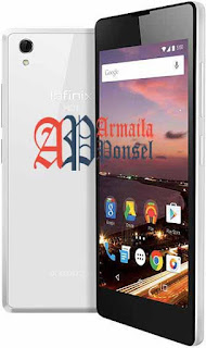 ARMAILA PONSEL Infinix Android One X510 Hot 2 - 16GB - Hitam