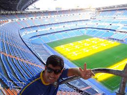 Estádio Santiago Bernabéu - Madrid