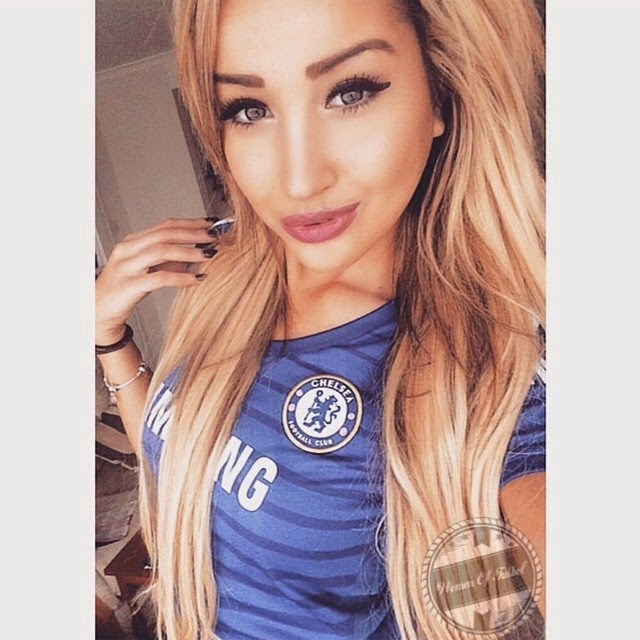 Football Chicas Website With The Most Beautiful Girls And