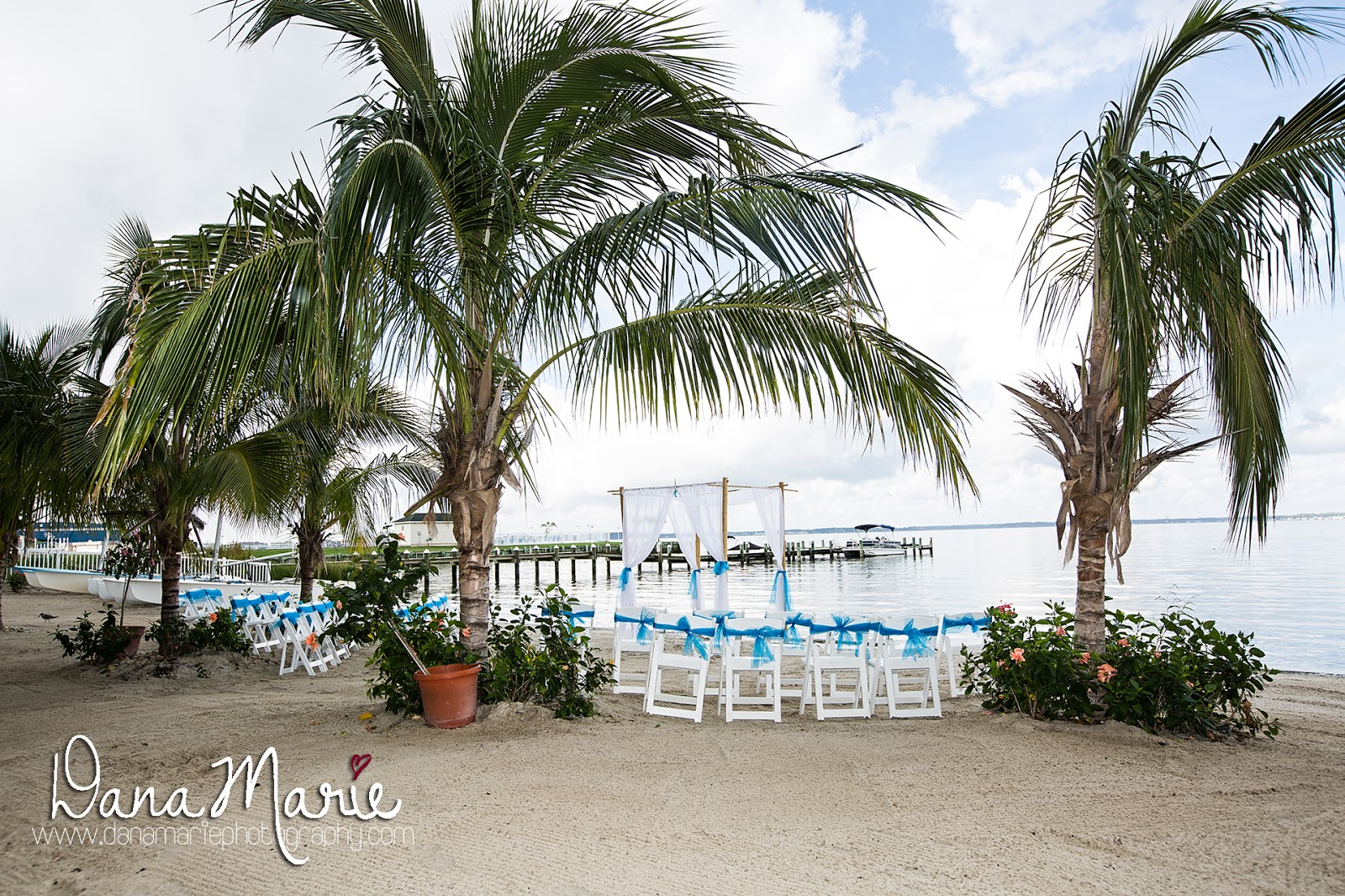 Ocean City MD Beach Wedding Photographer Princess Bayside
