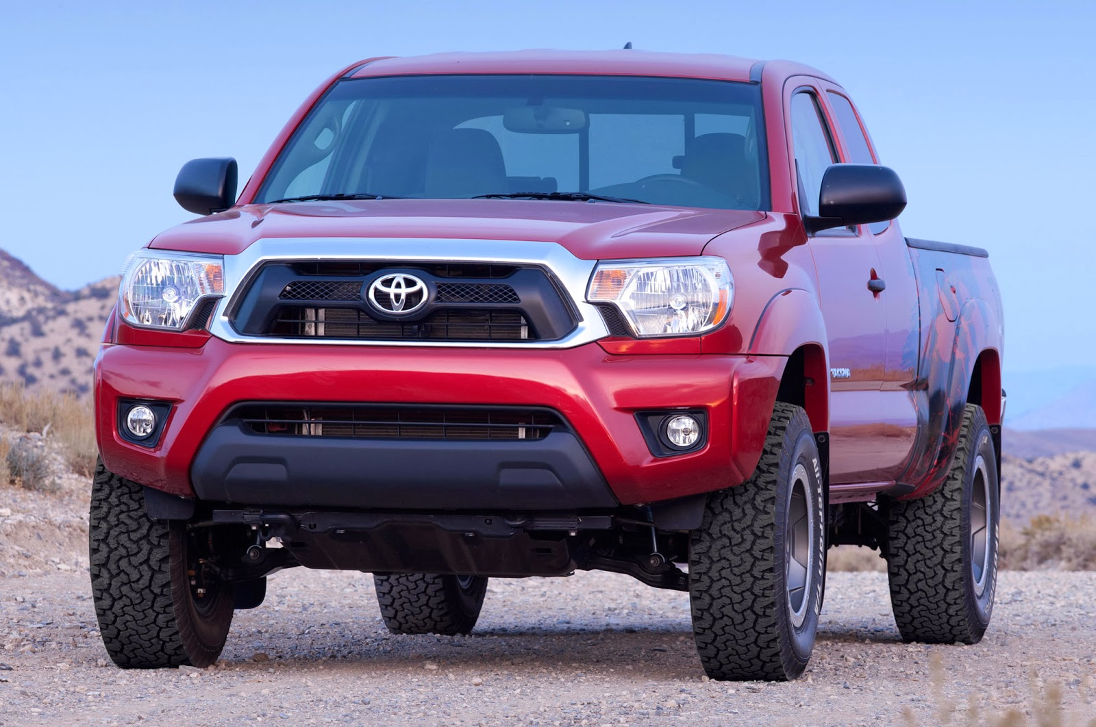 2014 toyota tacoma redesign. Black Bedroom Furniture Sets. Home Design Ideas