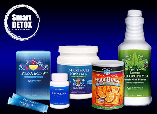 Smart Detox, Trend Obat Pelangsing Alami!