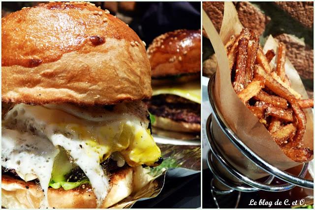 un burger au gourmet burger la famille chou. Black Bedroom Furniture Sets. Home Design Ideas