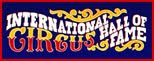 Logo: International Circus Hall Of Fame