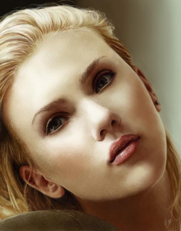 Coolest and Most beautiful Digital Girls Portraits