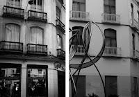 Plaza del Siglo 2, año 1998 y 2011