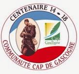 Centenaire 14-18 Cap de Gascogne
