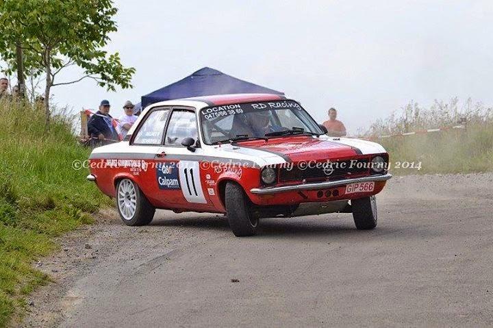 Desoil Rally 2014