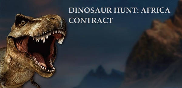 Dinosaur Hunt Africa Contract PC Full