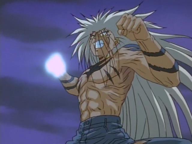 Neko random things i like yu yu hakusho spoilers for Yusuke demon