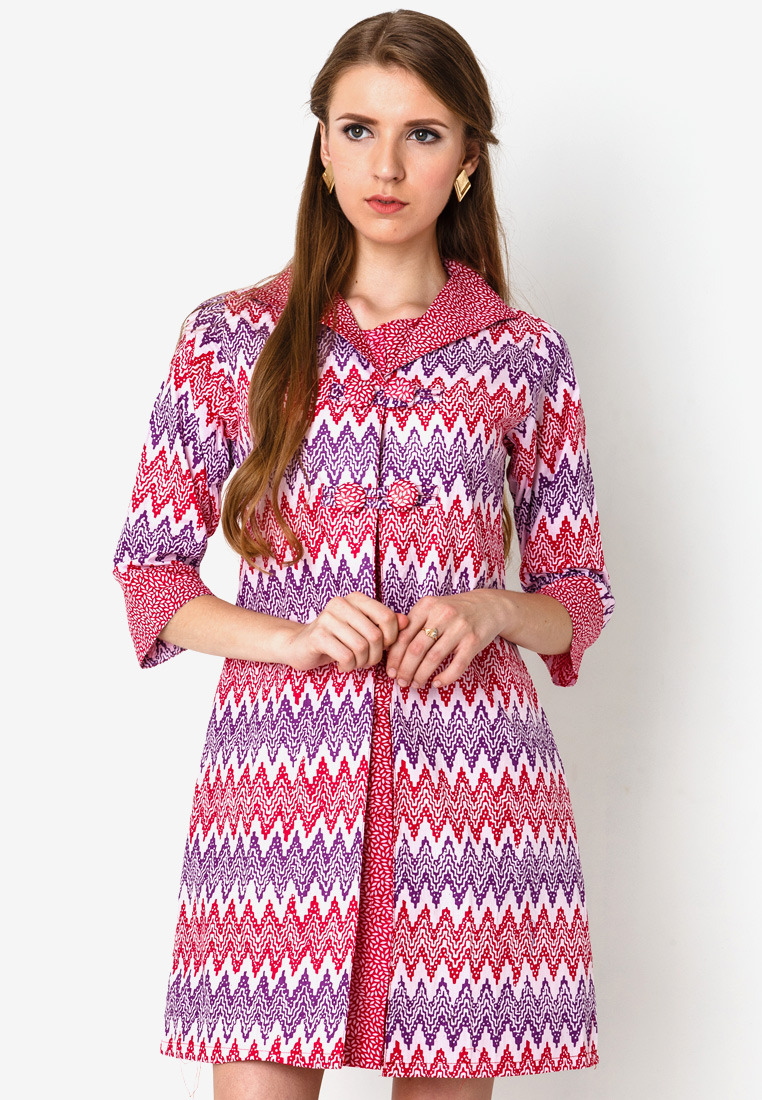 Model Baju Batik Rangrang Bali | Semar Batik