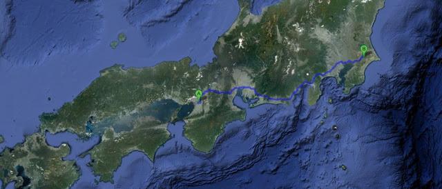 Япония - от Токио до замока Осаки