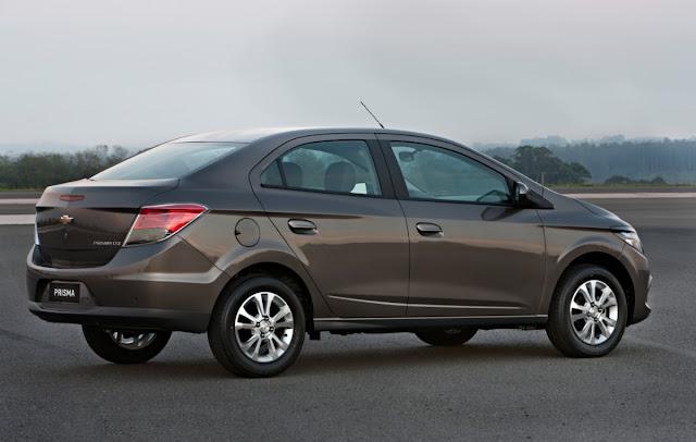 Novo Chevrolet Prisma 2013 - (2014)