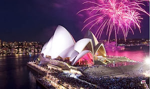 New Years Eve Down Under