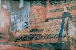 Keranda dan makam Nabi SAW